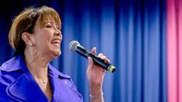 Sandra Reemer nam het lied op in de laatste maanden voor haar overlijden. (Archieffoto: ANP)