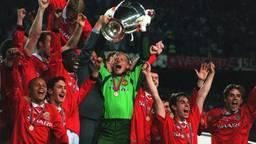 Peter Schmeichel won in 1999 de Champions League (foto: VI Images)