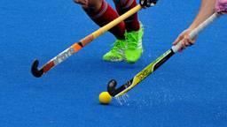 De hockeyvrouwen van Den Bosch missen de finale. (Archieffoto)