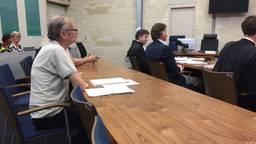 Cees Engel in de rechtbank