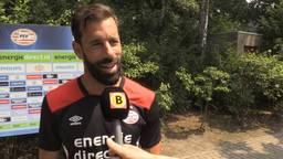 Trainer Ruud van Nistelrooy