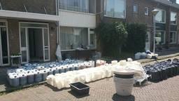 Drugslabs in woonwijken zorgen voor grote gevaren. (Foto: politie)