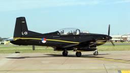 Een Pilatus PC-7 (archieffoto)