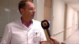 Chirurg Gerrit Slooter.