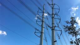 Een 380 kV-lijn