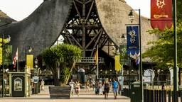 De ingang van attractiepark de Efteling (Foto: ANP)