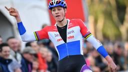 Mathieu van der Poel kan op titeljacht in Rosmalen (Foto: VI Images)