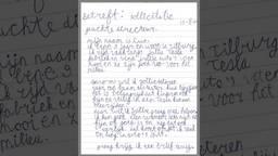 De 9-jarige Luc schreef een sollicitatiebrief naar Tesla