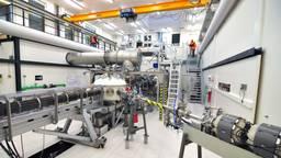 Hier wordt onderzoek gedaan naar wandmaterialen voor kernfusiereactoren