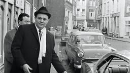 Van Moosdijk in 1969 (foto: ANP).