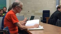 Cees Engel in de rechtbank (Foto: Raymond Merkx)