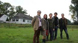 Initiatiefnemers van de Buitenwerkplaats (foto Dirk Verhoeven)