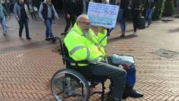 Arnol Kox, zoals mensen in Eindhoven hem kennen (foto: Hans Janssen).