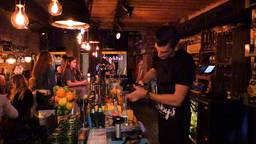 Joop Smeets uit Helmond is de meest gepassioneerde barman van ons land