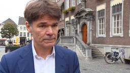 Paul Depla, burgemeester van Breda. (Foto: Omroep Brabant)