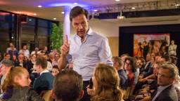 Mark Rutte had een lunch met boeren uit Nederland (Archieffoto: Eva Schippers).