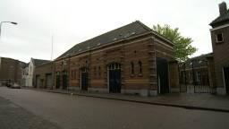 De oude kazerne aan de Paradijslaan in Eindhoven (foto: archief).