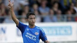Mauro Júnior scoorde voor PSV. (Foto: VI Images)