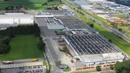 De DAF-fabriek in Westerlo