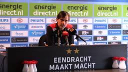 PSV hoopt laatste wedstrijd voor interlands winnend af te sluiten.