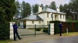 De villa van Marcel van Hout in Grote Heide. (Foto: Hans van Hamersveld)