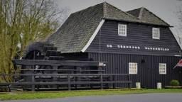 De molenaar van de Genneper Molen vecht voor zijn bestaan. (Foto: Bernhard van Stekelenburg)