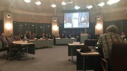 Een beeld van de commissievergadering van de gemeente Meierijstad. (foto: Daisy Schalkens).