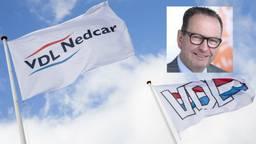 Paul van Vuuren is de nieuwe directeur van VDL Nedcar (Foto: ANP/LinkedIn)