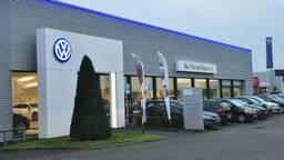 Autobedrijf Van Mossel in Waalwijk. (Foto: Marvin Doreleijers)