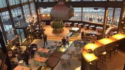 Restaurant Eve (foto: Tonnie Vossen).