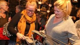 Lekker shoppen (foto: Karin Kamp)