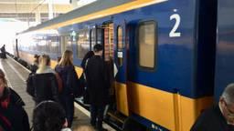 Er gaan geen nachttreinen rijden in Brabant.(Foto: archief)
