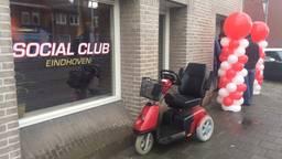 De medicinale cannabiswinkel in de Tongelresestraat in Eindhoven