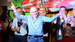 Berry Knapen uit Heeze is voor de achtste keer kampioen Tonpraoten