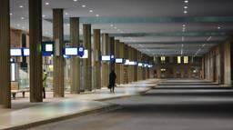 Het busstation in Breda. (Foto: SQ Vision Mediaprodukties)