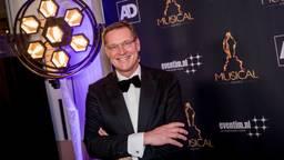 Albert Verlinde bij het Musical Awards Gala 2018 in Scheveningen. Foto: ANP.