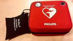 Een defibrilator van Philips (foto: Raoul Cartens)