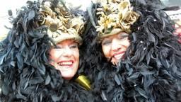 Carnavalsadvies: warme kleding (Foto Karin Kamp)