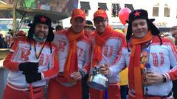 Klaas Dijkhoff en het 'Olympisch team'