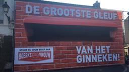 Bredase kroeg komt met 'grootste gleuf van het Ginneken'. (Foto: Boerke Verschuren)