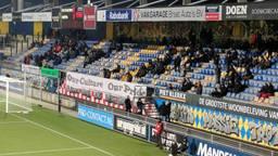 Het Jupiler League-duel RKC Waalwijk-NEC.