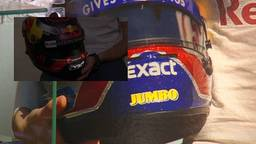 Logo van de Jumbo toen en nu