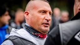 Klaas Otto zijn voorarrest is weer verlengd (ANP).