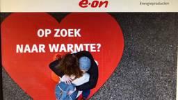 De website van energiebedrijf E.on