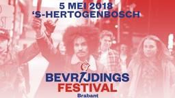 Fresku opent Bevrijdingsfestival in Den Bosch (Beeld: Bevrijdingsfestival Brabant)