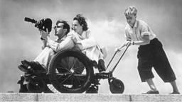 Filmmaakster Leni Riefenstahl was haar tijd ver vooruit. (Bron: Wikimedia)