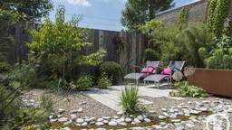 Deze tuin in Sleeuwijk is verkozen tot tuin van het jaar 2018.