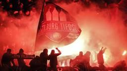 Fans van Willem II (foto: VI Images).