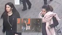 De politie zoekt deze twee vrouwen. Beeld: Bureau Brabant