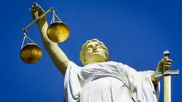 Vrouwe Justitia. (Foto: ANP)